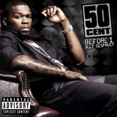 Альбом 50 cent - Before I Self Destruct (2009)