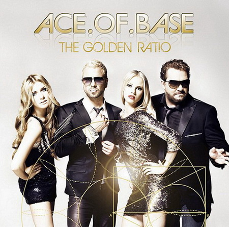 Новый альбом ACE OF BASE - The Golden Ratio (2010)