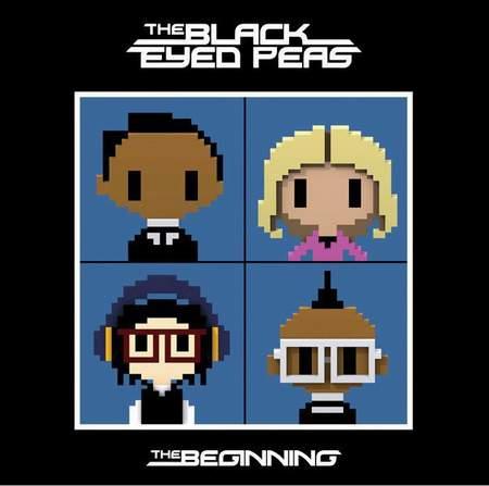 Новый альбом Black Eyed Peas - The Beginning (2010)