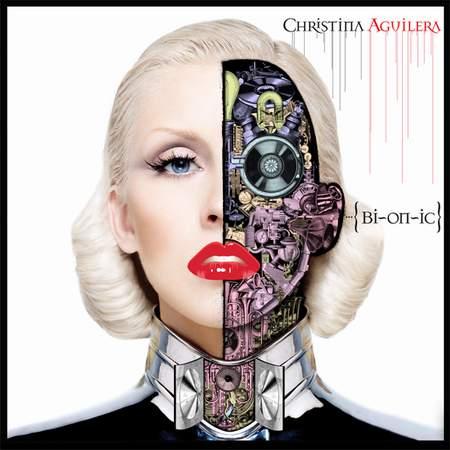 Альбом Christina Aguilera - Bionic (2010)