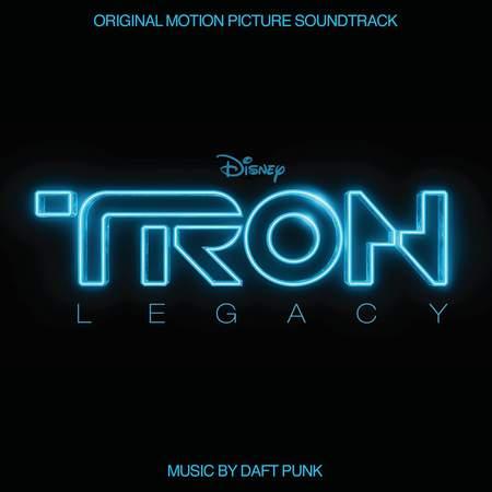 Новый альбом Daft Punk - OST: TRON: Legacy (саундтрек: Трон: Наследие) (2010)