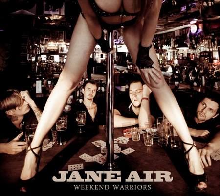 Альбом Jane Air - Weekend Warriors (2010)