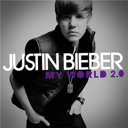 Новый альбом Justin Bieber - My World 2.0 (2010)