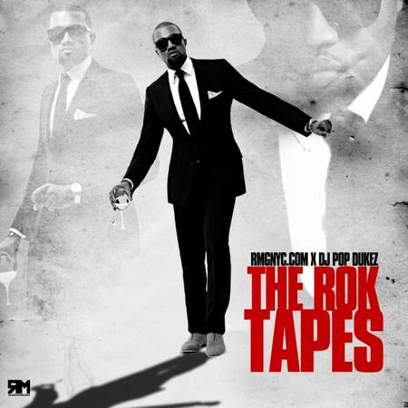 Альбом Kanye West - The Rok Tapes (2011)