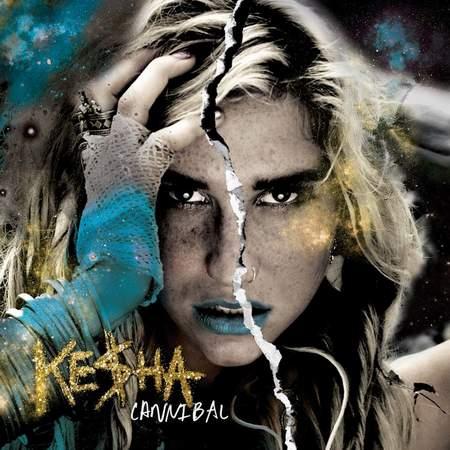 Новый альбом Ke$ha (Kesha) - Cannibal (2010)