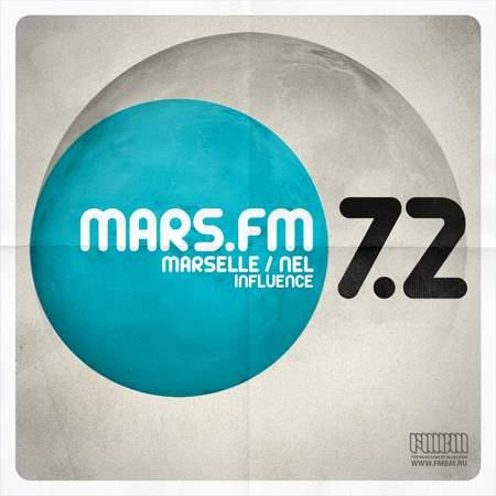 Альбом Marselle - Mars FM 7.2 (2010)