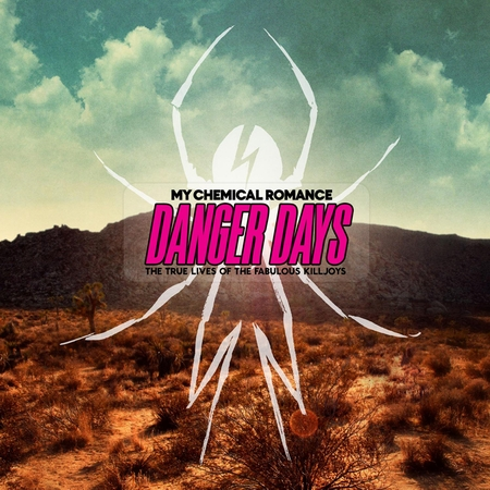 Новый альбом My Chemical Romance - Danger Days: The True Lives of the Fabulous Killjoys (2010)
