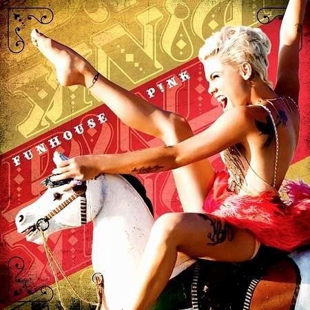 Альбом Pink - Funhouse (2008)