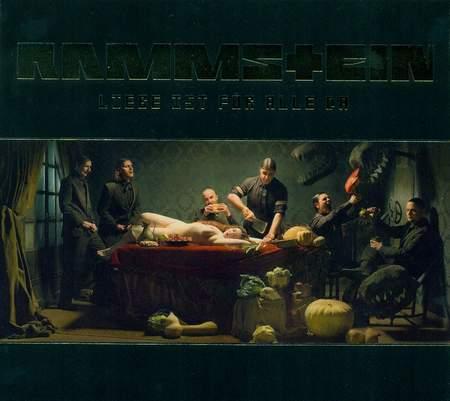 Альбом Rammstein - Liebe Ist Fur Alle Da (2009)