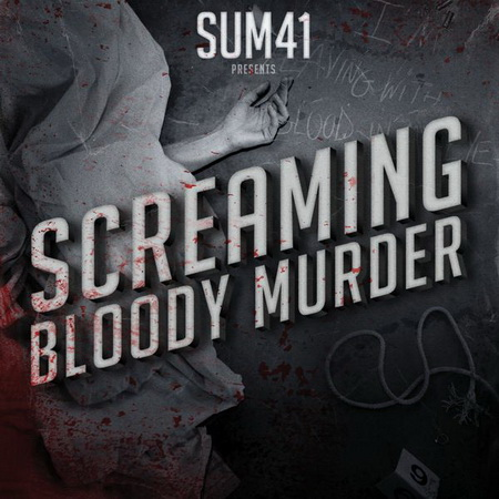 Новый альбом Sum 41 - Screaming Bloody Murder (2011)