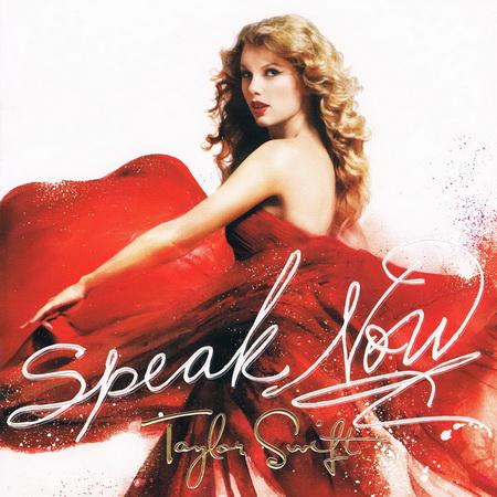Новый альбом Taylor Swift - Speak Now (2010)