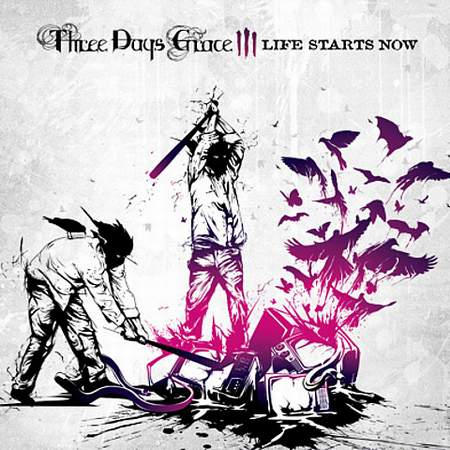 Альбом Three Days Grace - Life Starts Now (2009)