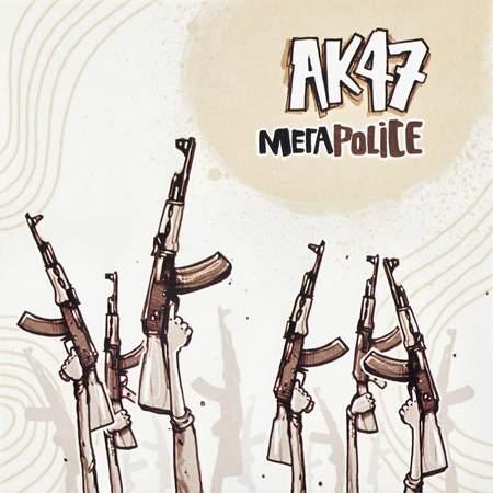 Альбом АК 47 - МЕГАPOLICE (Мегаполис) (2010)