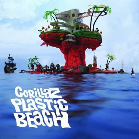 Альбом Gorillaz - Plastic Beach (2010)