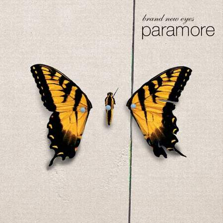 Альбом Paramore - Brand New Eyes (2009)