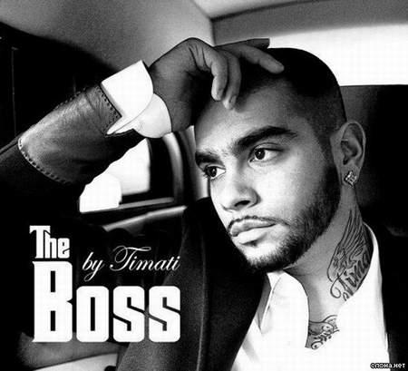 Альбом Тимати - The Boss (2009)