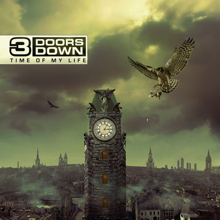 Новый альбом 3 Doors Down - Time Of My Life (2011)