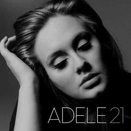 Альбом Adele - 21 (2011)