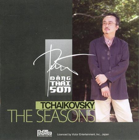 Альбом Чайковский - Времена года (2008)