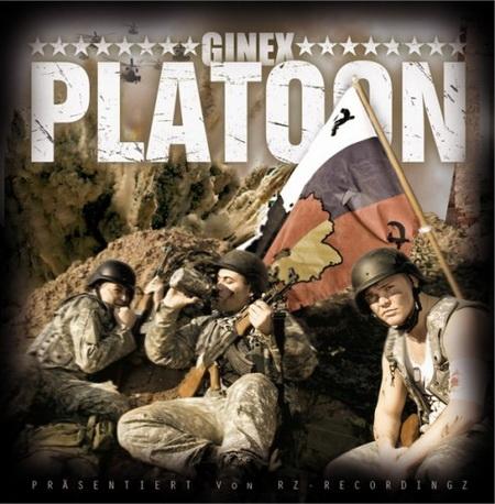 Новый альбом Ginex - Platoon (2011)