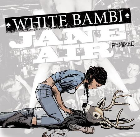 Новый альбом Jane Air - White Bambi (2011)