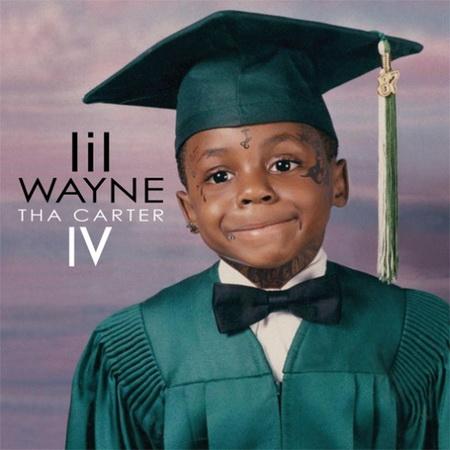 Новый альбом Lil Wayne - Tha Carter 4 (2011)