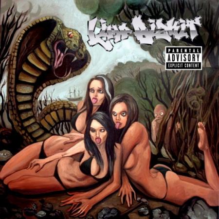 Новый альбом Limp Bizkit - Gold Cobra (2011)