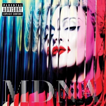 Новый альбом Madonna - MDNA (2012)