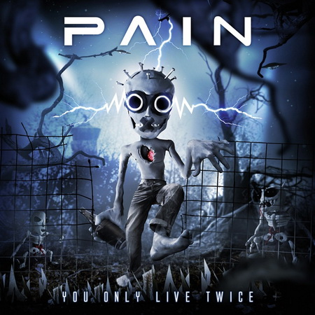 Новый альбом Pain - You Only Live Twice (2011)