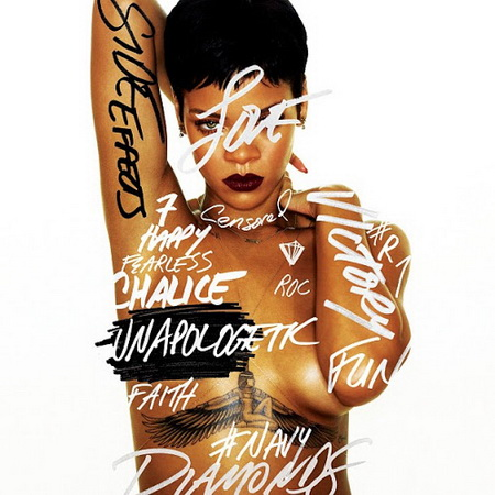 Альбом Rihanna - Unapologetic (2012)